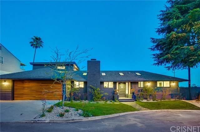 5300 Rock View Terrace, Eagle Rock, CA 90041 (#SR20120319) :: A|G Amaya Group Real Estate