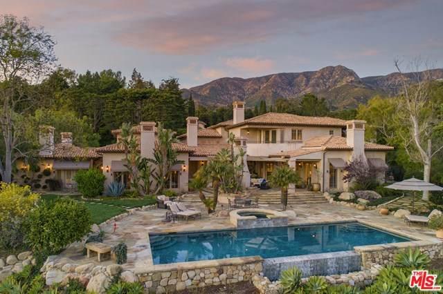 2838 E Valley Road, Santa Barbara, CA 93108 (#20595268) :: A|G Amaya Group Real Estate