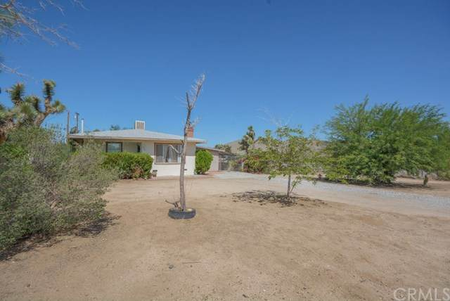 7436 Barberry Avenue, Yucca Valley, CA 92284 (#CV20121871) :: Allison James Estates and Homes