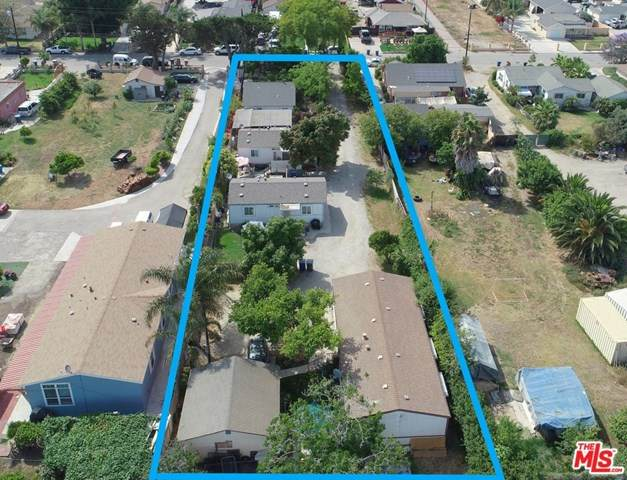 3662 Almond Drive, Oxnard, CA 93036 (#20595070) :: Sperry Residential Group