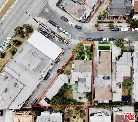 8633 Hervey Street, Los Angeles (City), CA 90034 (#20595354) :: The Najar Group