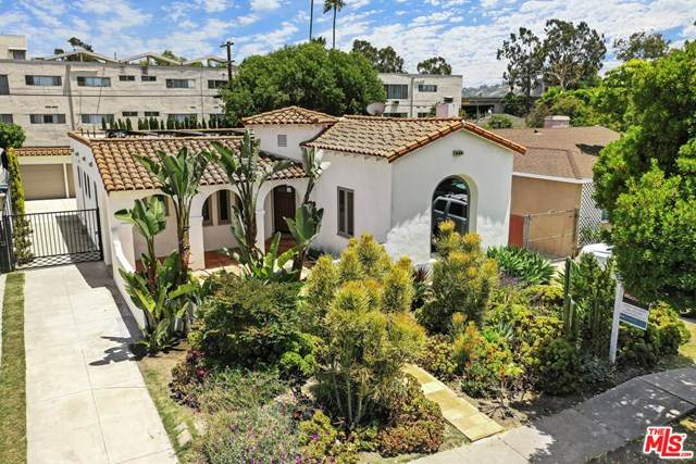 2400 S Holt Avenue, Los Angeles (City), CA 90034 (#20595382) :: Realty ONE Group Empire