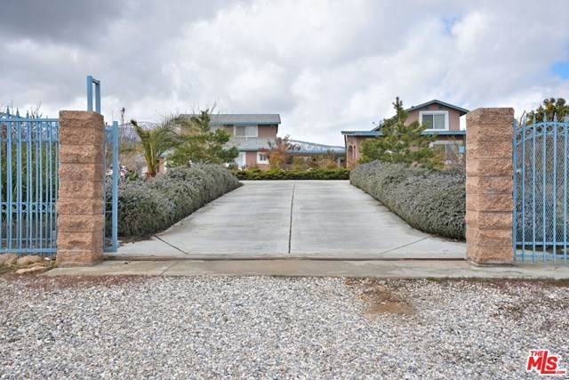 9020 Pionero Road, Pinon Hills, CA 92372 (#20595368) :: A|G Amaya Group Real Estate