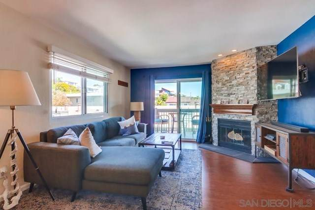 2957 Columbia #10, San Diego, CA 92103 (#200029230) :: Compass Realty