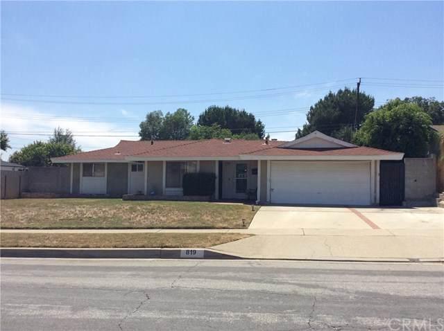 819 Fordland Avenue, La Verne, CA 91750 (#CV20122946) :: Cal American Realty