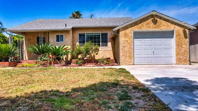 7443 Densmore Avenue, Van Nuys, CA 91406 (#220006528) :: The Brad Korb Real Estate Group