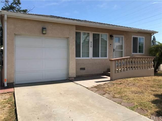 928 E Lincoln Street, Carson, CA 90745 (#PW20116633) :: The Parsons Team