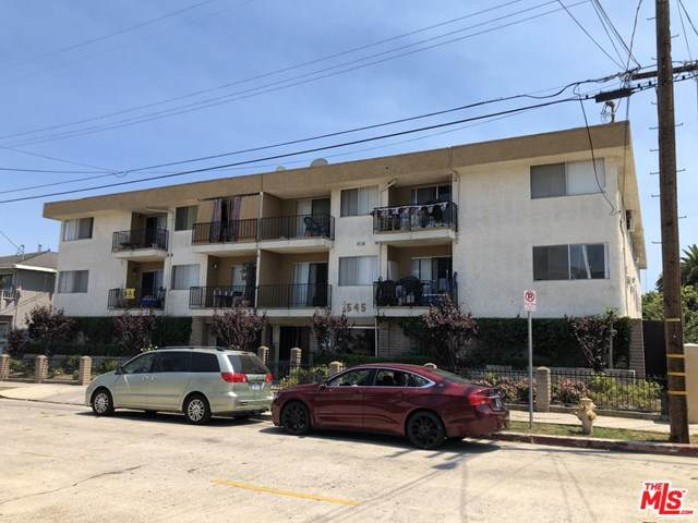 545 W 14TH Street, San Pedro, CA 90731 (#20594818) :: Sperry Residential Group