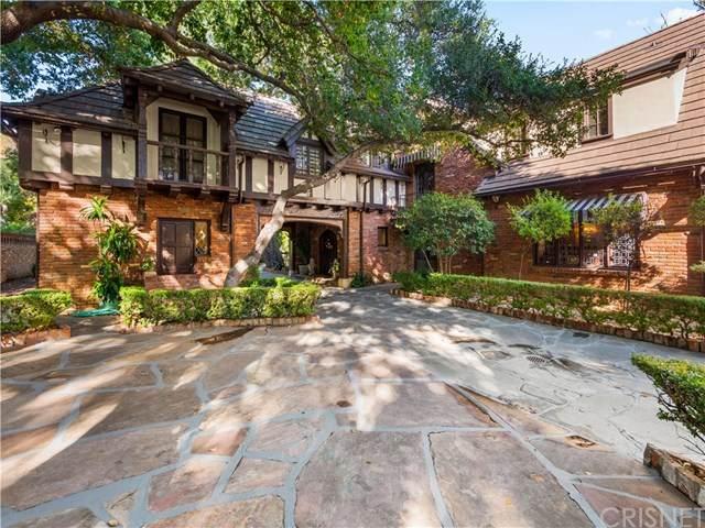 1330 Bennett Drive, Pasadena, CA 91103 (#SR20123518) :: The Brad Korb Real Estate Group