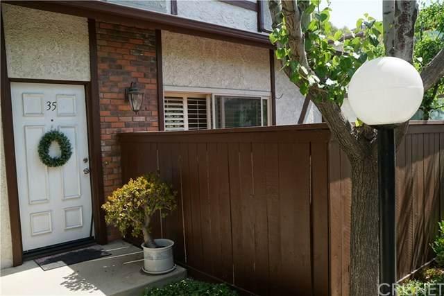 10480 Sunland Boulevard #35, Sunland, CA 91040 (#SR20124137) :: The Brad Korb Real Estate Group