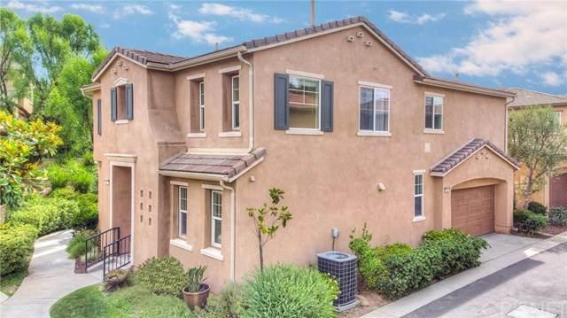 25367 Playa Serena Drive #170, Valencia, CA 91381 (#SR20124108) :: Sperry Residential Group