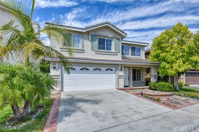 9 Pollena, Irvine, CA 92602 (#OC20124122) :: Allison James Estates and Homes