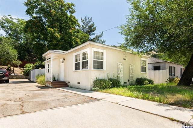 9814 Hillhaven Avenue, Tujunga, CA 91042 (#320002099) :: The Brad Korb Real Estate Group