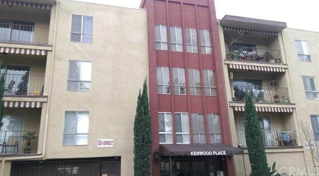 620 N Kenwood Street #305, Glendale, CA 91206 (#CV20098138) :: The Brad Korb Real Estate Group