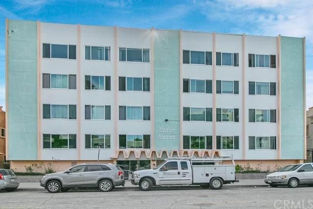 335 Cedar Avenue #111, Long Beach, CA 90802 (#PW20124617) :: Sperry Residential Group