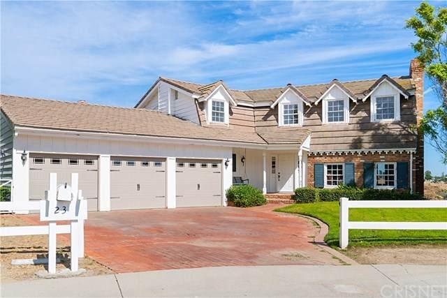 23 Colt Lane, Bell Canyon, CA 91307 (#SR20124184) :: A|G Amaya Group Real Estate