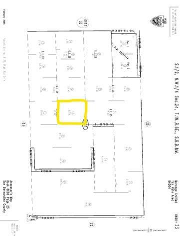 0 Highland Drive, Joshua Tree, CA 92252 (#219045090DA) :: The Houston Team   Compass