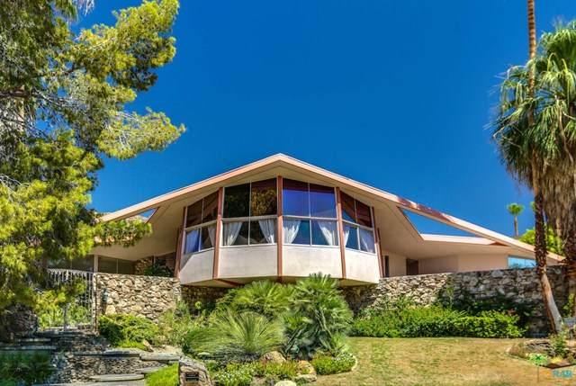 1350 Ladera Circle, Palm Springs, CA 92262 (#20596392) :: Go Gabby