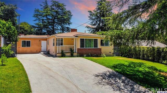 4812 Castle Road, La Canada Flintridge, CA 91011 (#320002130) :: The Brad Korb Real Estate Group