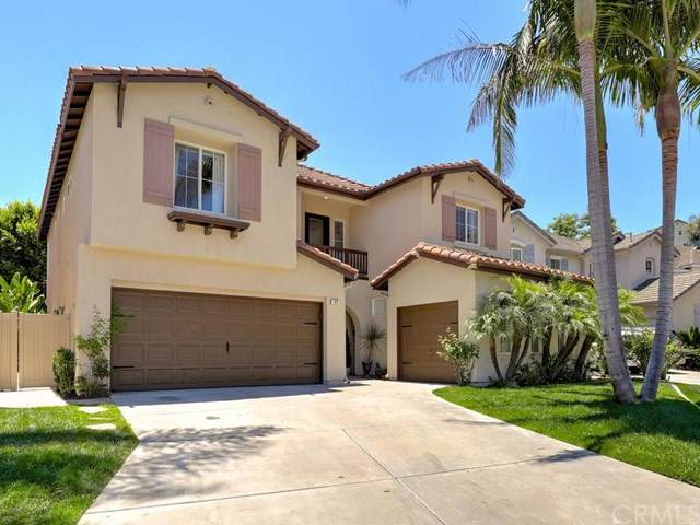 46 Lyon Ridge, Aliso Viejo, CA 92656 (#OC20123647) :: Sperry Residential Group