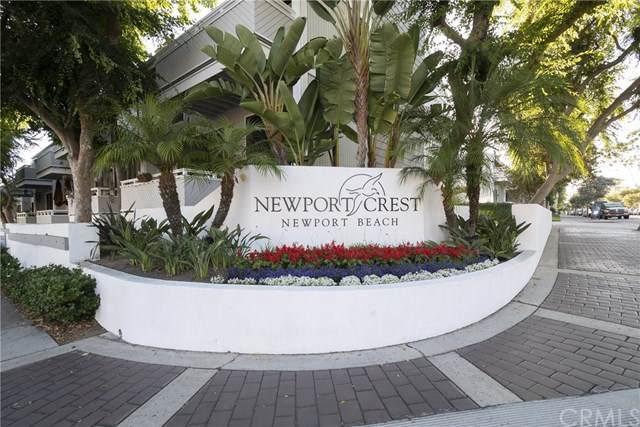 18 Odyssey Court #116, Newport Beach, CA 92663 (#OC20124980) :: Better Living SoCal