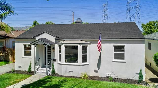 830 N Kenwood Street, Burbank, CA 91505 (#OC20123911) :: The Parsons Team