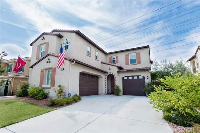 5603 Avenida De Portugal, Chino Hills, CA 91709 (#TR20125079) :: Cal American Realty