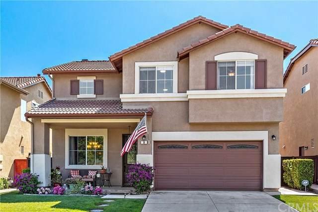 36 Tanzanite, Rancho Santa Margarita, CA 92688 (#OC20122955) :: Sperry Residential Group