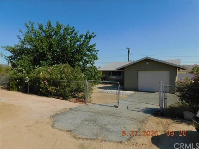 61472 El Reposo Street, Joshua Tree, CA 92252 (#JT20125143) :: Berkshire Hathaway HomeServices California Properties
