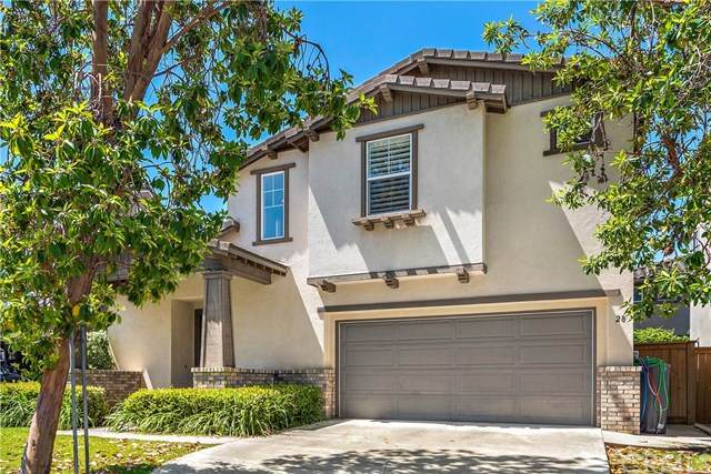 28 Cumberland Lane, Aliso Viejo, CA 92656 (#OC20124618) :: Sperry Residential Group