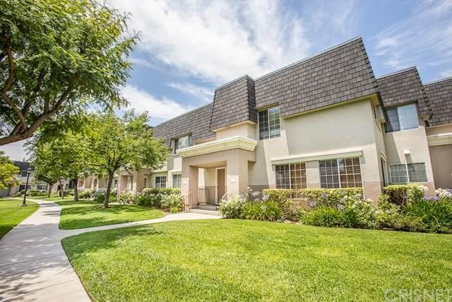 19142 Haynes Street #8, Reseda, CA 91335 (#SR20125179) :: Cal American Realty
