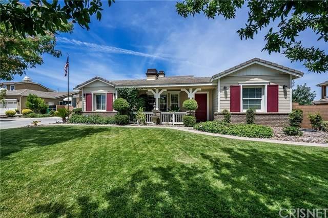 41347 42nd Street W, Quartz Hill, CA 93536 (#SR20123693) :: Millman Team