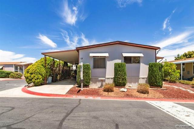 2400 W Valley Parkway #73, Escondido, CA 92029 (#200029819) :: Re/Max Top Producers