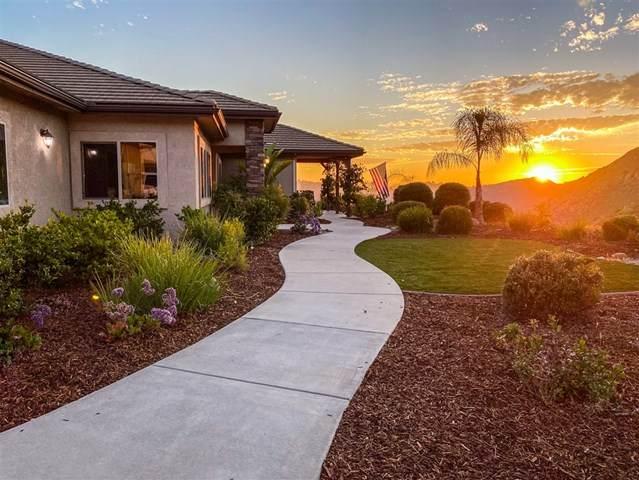 2478 Kevin Ct, Alpine, CA 91901 (#200029822) :: A G Amaya Group Real Estate