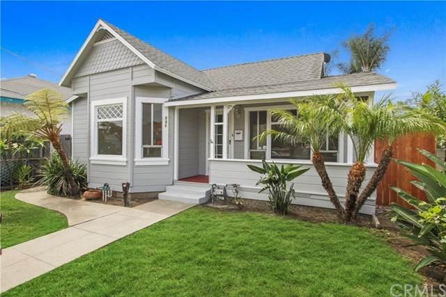 331 W 10th Street, San Pedro, CA 90731 (#SB20125219) :: Wendy Rich-Soto and Associates