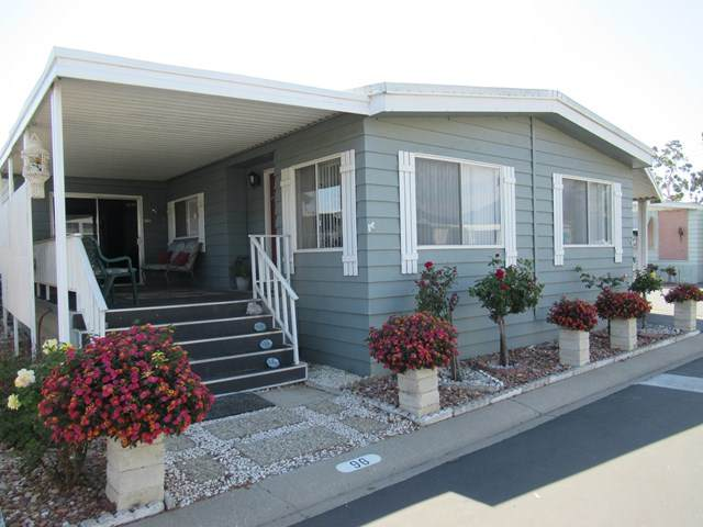 500 W Santa Maria Street #96, Santa Paula, CA 93060 (#V0-220006668) :: Crudo & Associates