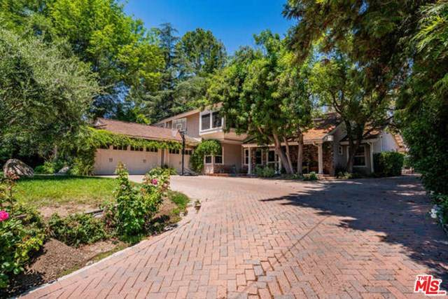 5461 Paradise Valley Road, Hidden Hills, CA 91302 (MLS #20595180) :: Desert Area Homes For Sale