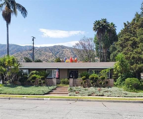 655 Crestglen Road, Glendora, CA 91741 (#TR20125364) :: Cal American Realty