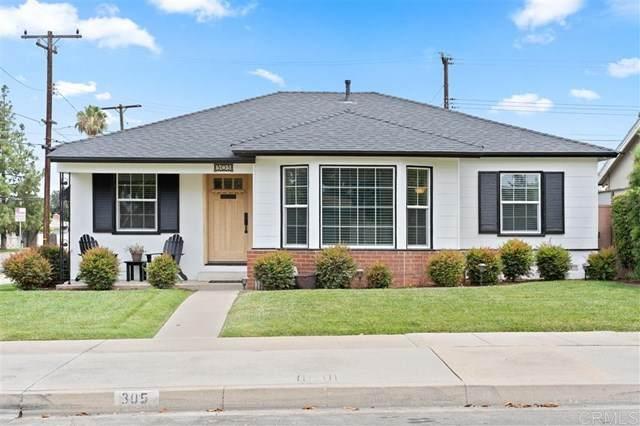 305 E Barkley Ave, Orange, CA 92867 (#200029910) :: Zutila, Inc.