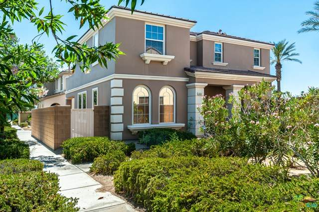 541 Via Assisi, Cathedral City, CA 92234 (#20596874) :: The Laffins Real Estate Team