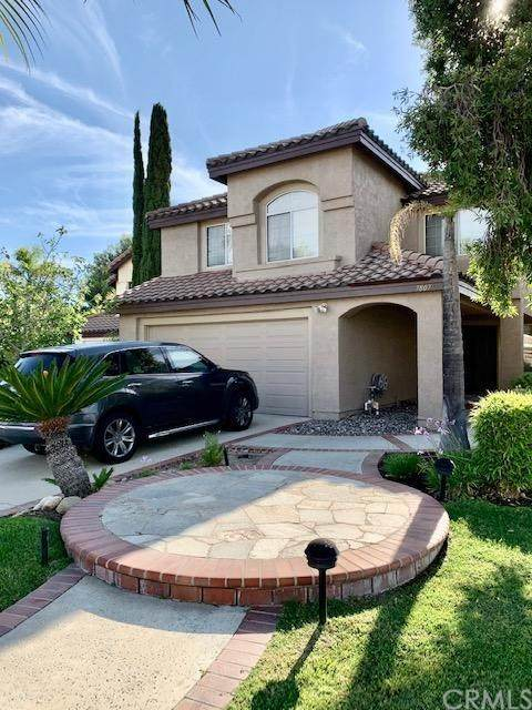7807 E Rainview Court, Anaheim Hills, CA 92808 (#IV20125791) :: Berkshire Hathaway HomeServices California Properties