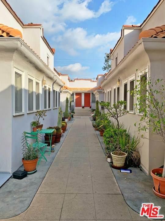 1122 N Gardner Street, West Hollywood, CA 90046 (#20596964) :: The Veléz Team