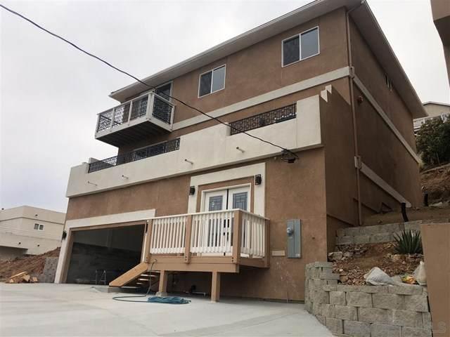 1033 Coronado Ave, Spring Valley, CA 91977 (#200029978) :: Wendy Rich-Soto and Associates