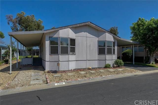 21409 Tumbleweed Way #0, Saugus, CA 91350 (#SR20126020) :: Twiss Realty