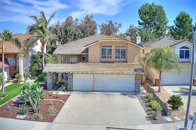 1661 Vista Santa Fe Place, Chino Hills, CA 91709 (#TR20126423) :: Cal American Realty