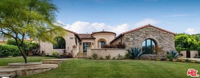 2828 Via Neve, Palos Verdes Estates, CA 90274 (#20597004) :: Allison James Estates and Homes