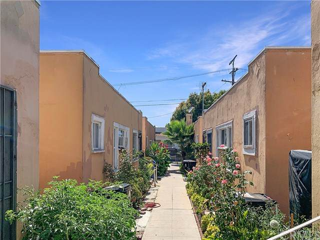 1214 S Mariposa Avenue, Los Angeles (City), CA 90006 (#WS20126532) :: The Laffins Real Estate Team