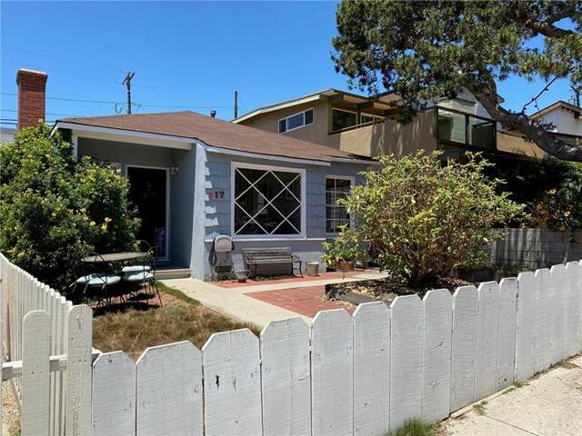 517 6th Street, Manhattan Beach, CA 90266 (#SB20126576) :: Twiss Realty