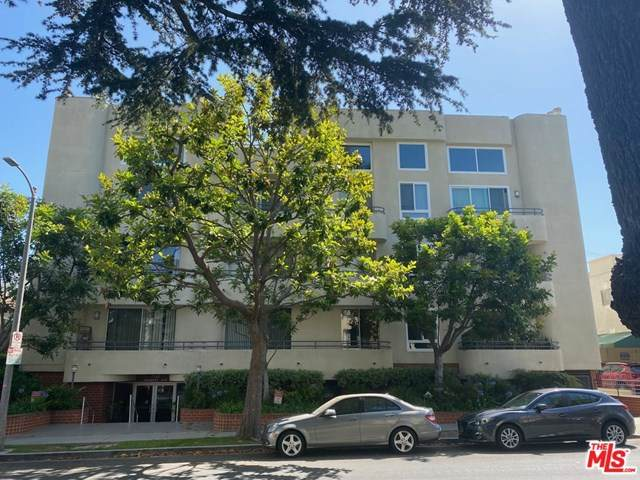 1161 Amherst Avenue #203, Los Angeles (City), CA 90049 (#20596920) :: Sperry Residential Group