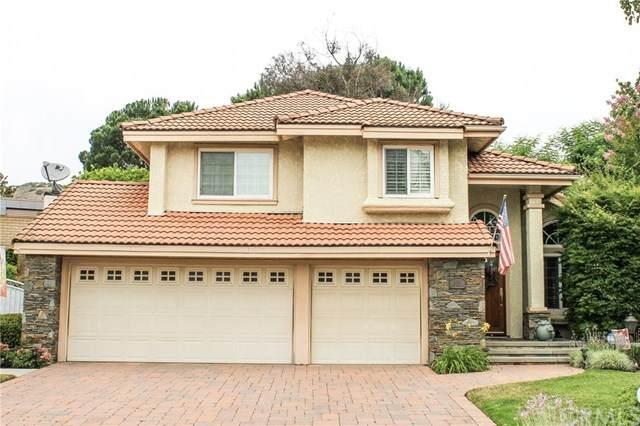 6081 Via Naranjo, La Verne, CA 91750 (#CV20126488) :: Cal American Realty